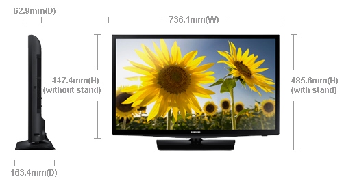 Harga TV LED Samsung Series 4 UA32H4100AR 32 Inch