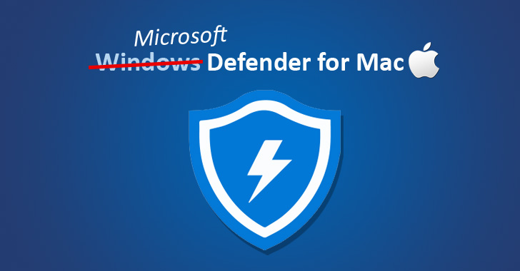 microsoft windows defender antivirus for macos