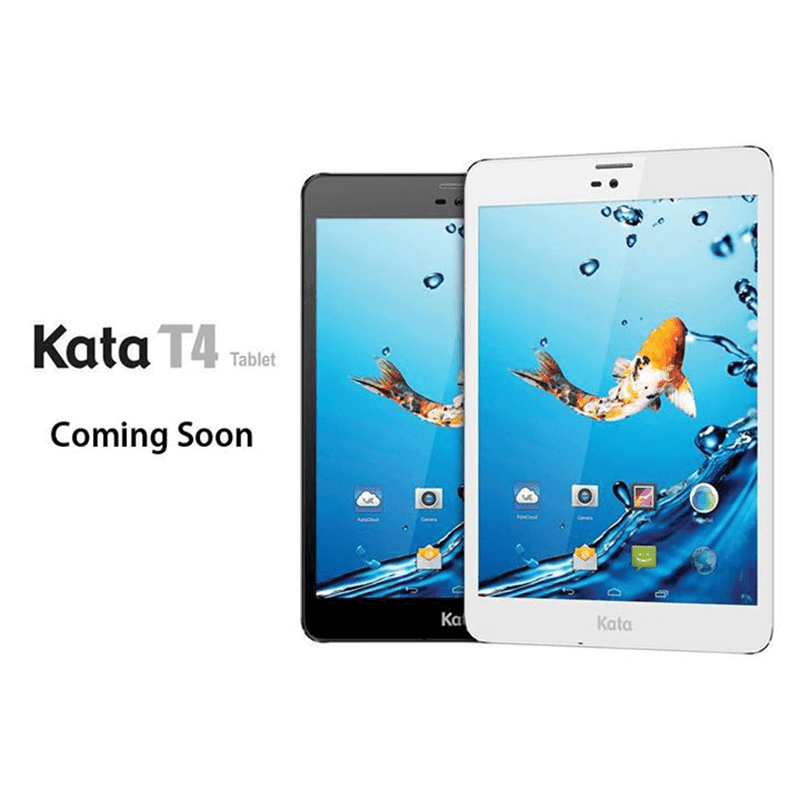 Kata T4 7.85 Inch Quad Core Tablet Announced!