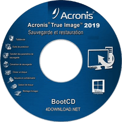 Acronis True Image 2019 Build 14110 Bootable ISO Full version