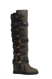 Ivy Kirzhner Aztrakhan Boot