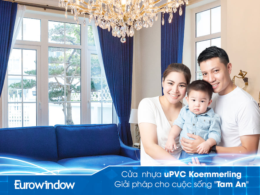 Cửa Eurowindow uPVC