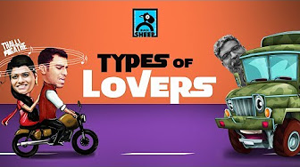 Types of Lovers | Types | Black Sheep