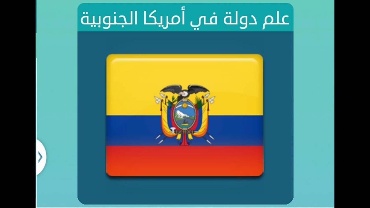 علم دولة في أمريكا الجنوبية