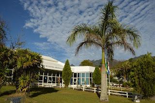 Casa de Cultura Adolpho Bloch em Teresópolis RJ
