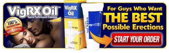 VigRx Oil, Start Your Order
