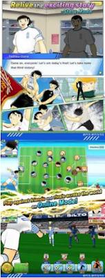 Captain Tsubasa Dream Team Mod Weak Enemy Apk