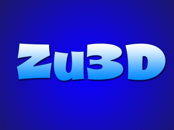 Zu3D iPad App Review
