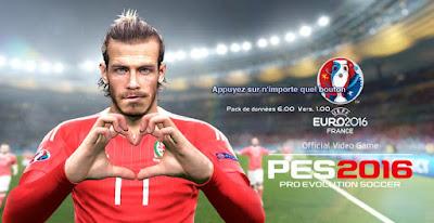 PES2013 PESEdit 10 V 3.0 Update Euro2016 + Copa America 2016