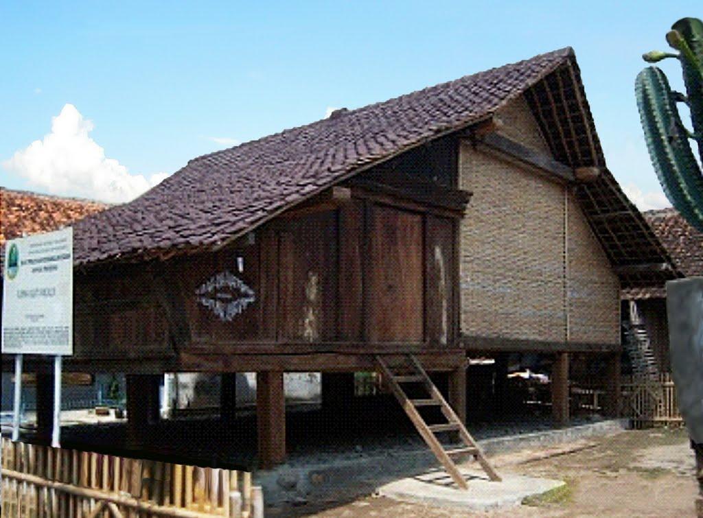 Rumah Adat Panjalin Majalengka Rumah Kuno Bagian Dari Penyebaran