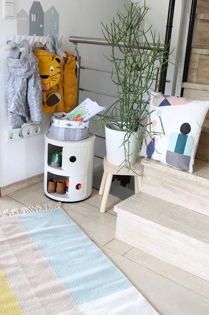 Designklassiker im neuen Flur Jules kleines Freudenhaus