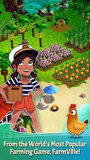 FarmVille Tropic Escape MOD APK1.78.5569Unlimited Money Coins gems
