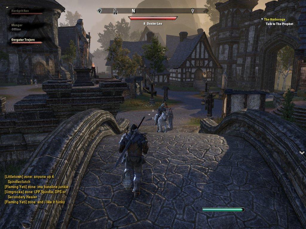 Super Adventures in Gaming: Elder Scrolls Online (PC) Beta - Part 3