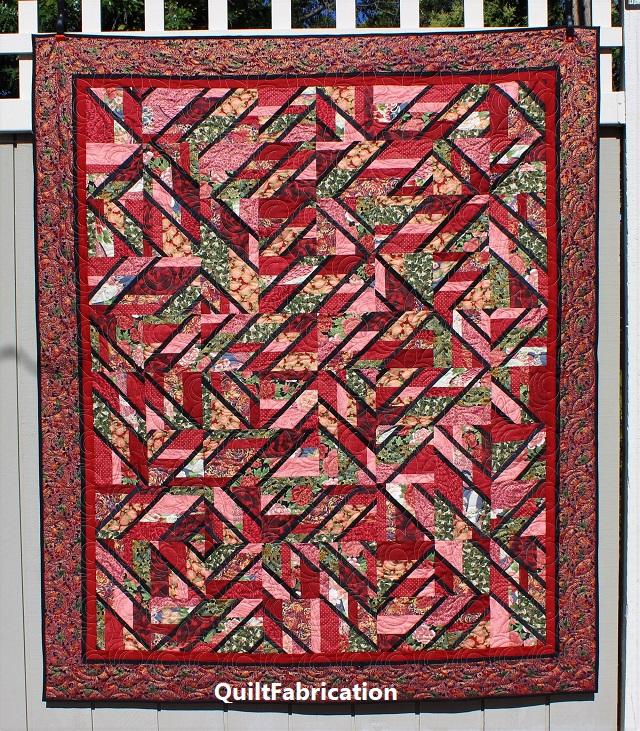 Flower Joy quilt