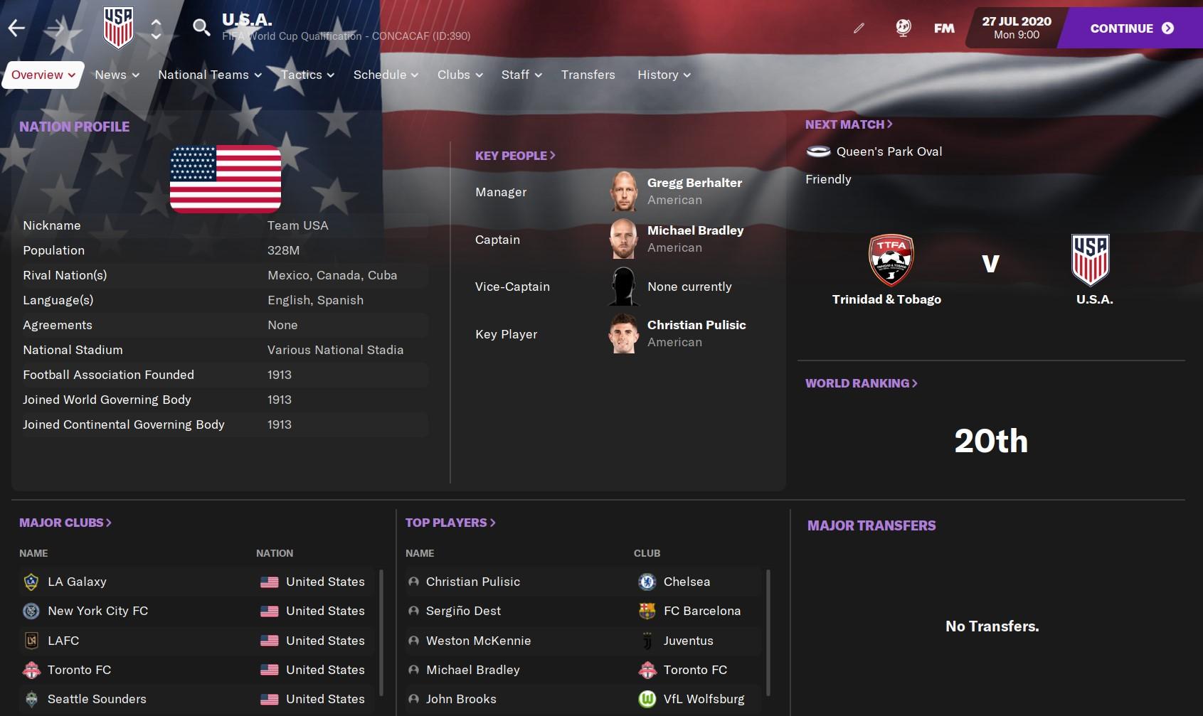 USA FM21