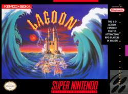 Lagoon [ SNES ]