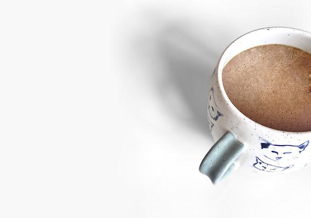 Le chocolat chaud revisité (vegan et énergisant)