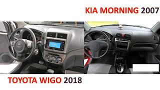 So sánh Wigo và morning
