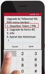Cara Upgrade Kartu SIM Telkomsel ke 4G LTE
