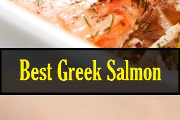 Best Greek Salmon