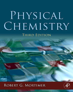 Physical Chemistry 3rd Edition by Robert Mortimer