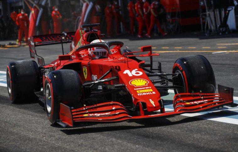 Charles Leclerc quer que a FIA explique o atraso do safety car como uma 'piada'