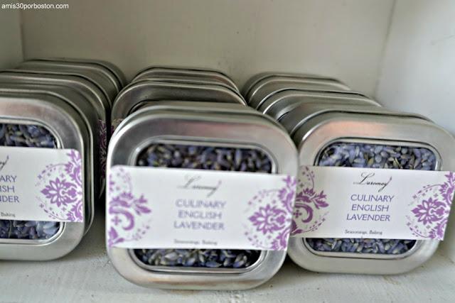 Lavanda Culinaria de Laromay Lavender Farm en Hollis, New Hampshire