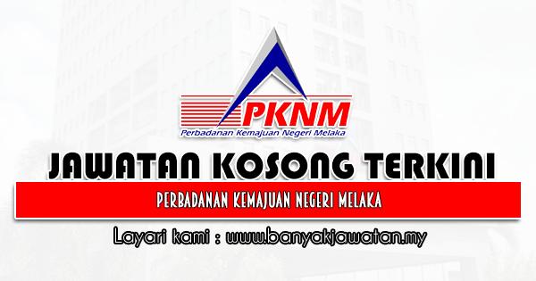 Jawatan Kosong 2021 di Perbadanan Kemajuan Negeri Melaka