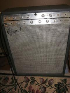 Craigslist Vintage Guitar Hunt: 1965 SOUND X-305R 1x15 ...