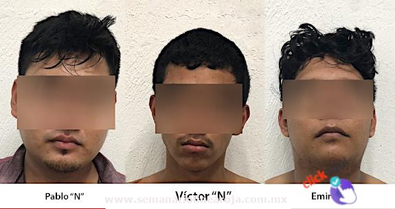 Vinculan a proceso a 3 sospechosos del ataque contra la 'Cervecería Chapultepec'