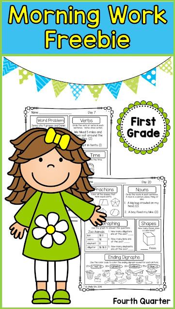 First-grade-worksheets