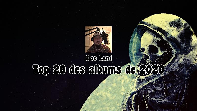 Top 20 des meilleurs albums de sludge/doom de 2020 | par Doc Lani