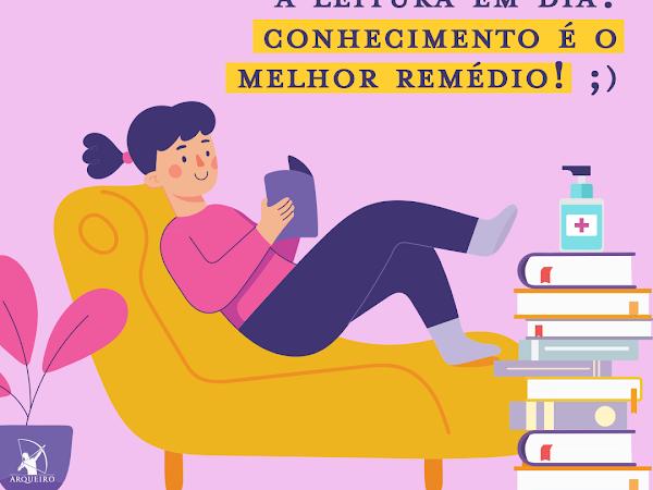 Maratona: Coronavírus e leitura