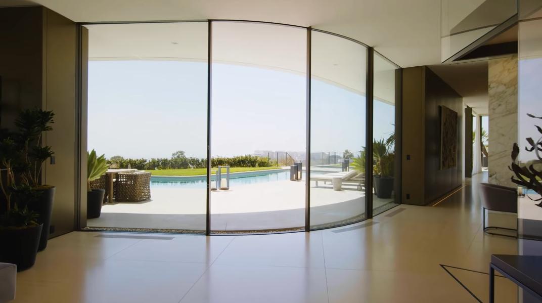 61 Photos vs. Tour 11490 Orum Rd, Los Angeles, CA Ultra Luxury Mega-Mansion Interior Design