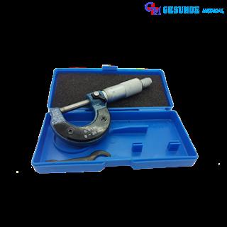 Alat Ukur Ketebalan Benda (Micrometer Scrupe)