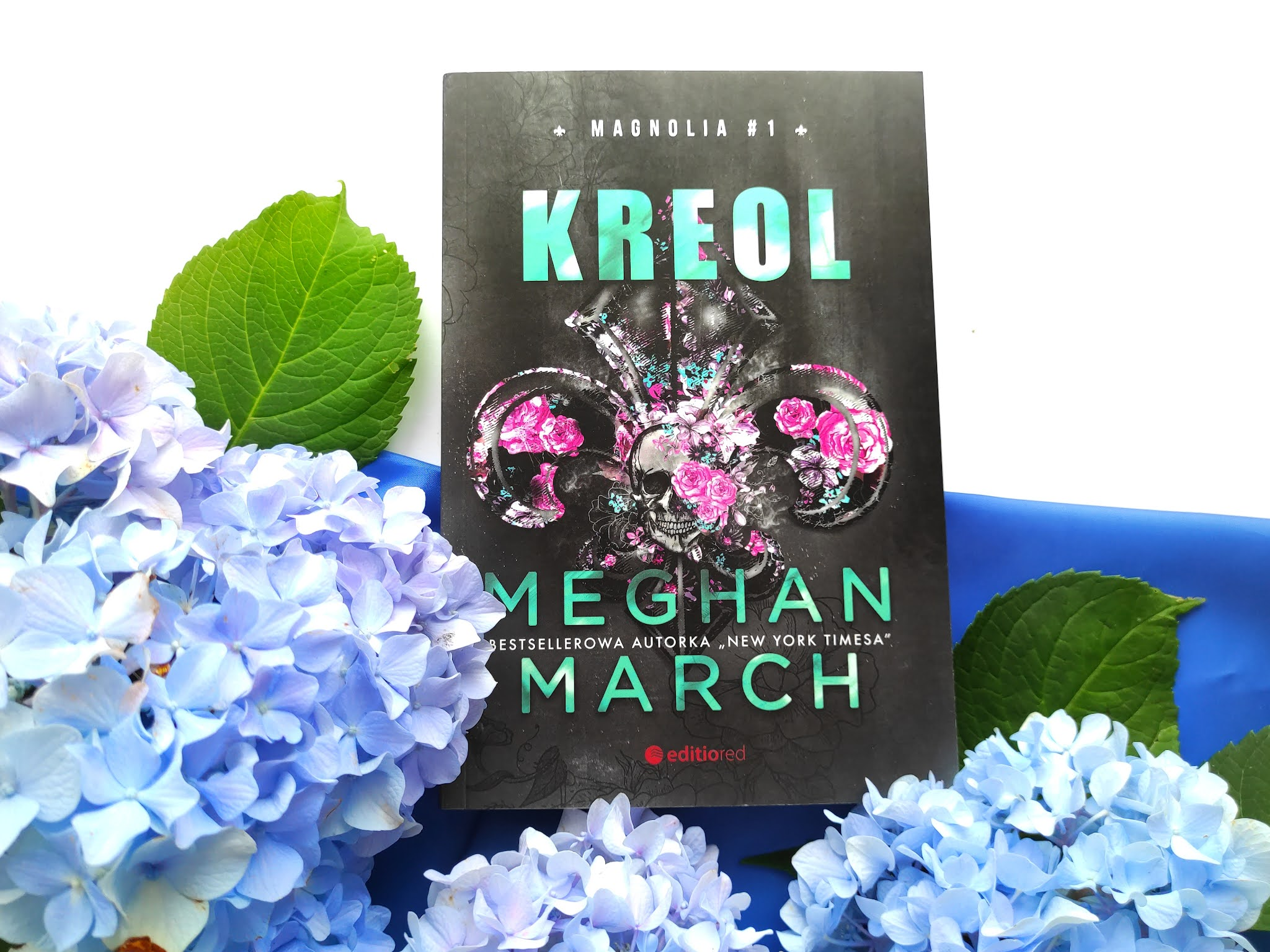 Kreol Meghan march recenzja książki