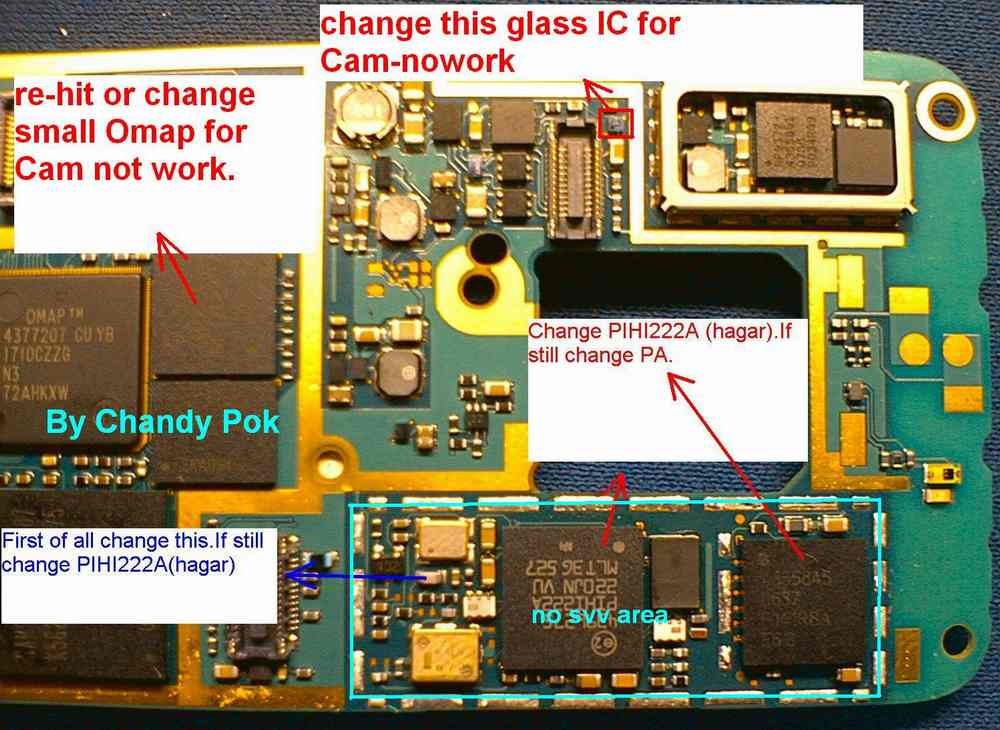 Nokia N73 Camera Problem Picture Help