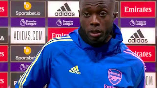 Arsenal 'need to sort out concentration problems': Nicolas Pepe