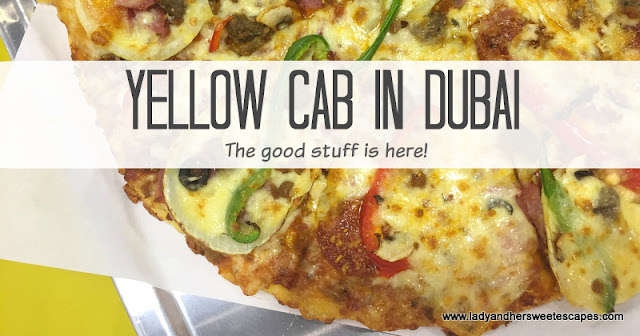 Yellow Cab Karama Dubai