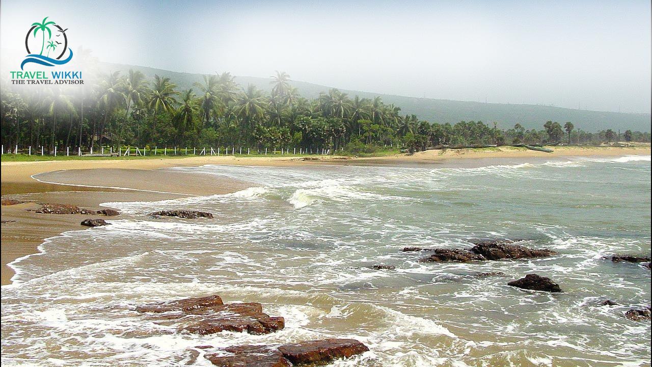 Yarada Beach, Andhra Pradesh