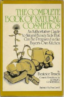 cover art: The Complete Book of Natural Cosmetics