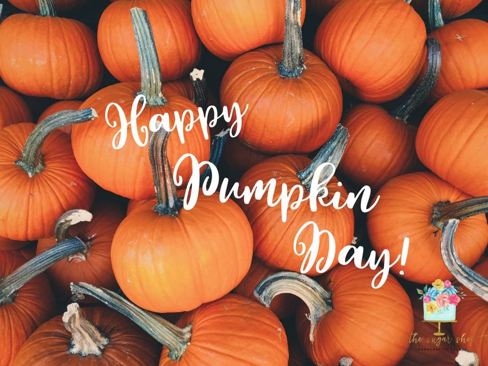 National Pumpkin Day Wishes for Whatsapp