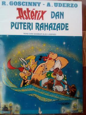Asterix dan Putri Rahazade