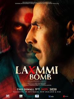 Laxmii Or Laxmmi Bomb Poster 5