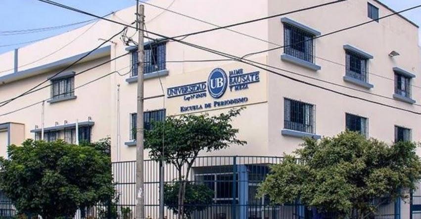 SUNEDU otorga licenciamiento a la Universidad Jaime Bausate y Meza - www.sunedu.gob.pe