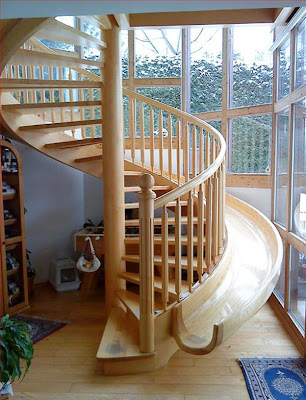 Awesome Staircases and Amazing Staircase Designs (15) 5