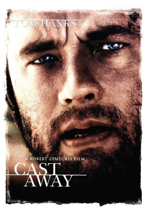 English Movies Dubbed in Hindi: Cast Away | 2000 | Dual Audio | Hindi-English | BRRip | 825MB