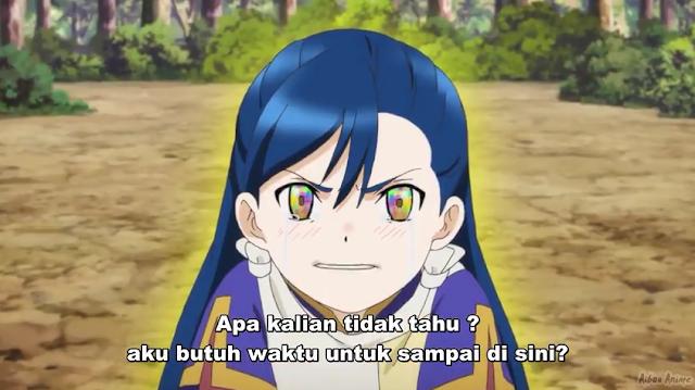 Honzuki no Gekokujou: Shisho ni Naru Tame ni wa Shudan wo Erandeiraremasen Episode 04 Subtitle Indonesia