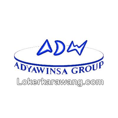 Lowongan Kerja PT, Adyawinsa Stamping Industries Karawang
