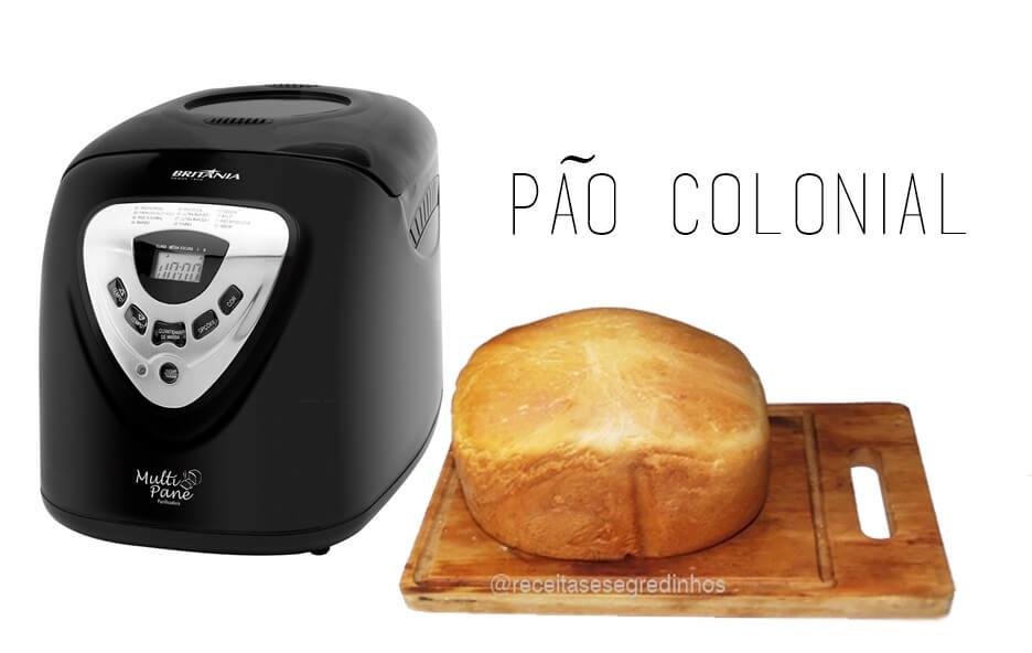 Pão Colonial